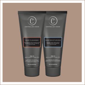 Cleanser & moisturizer set, webshop Monique controlled chaos