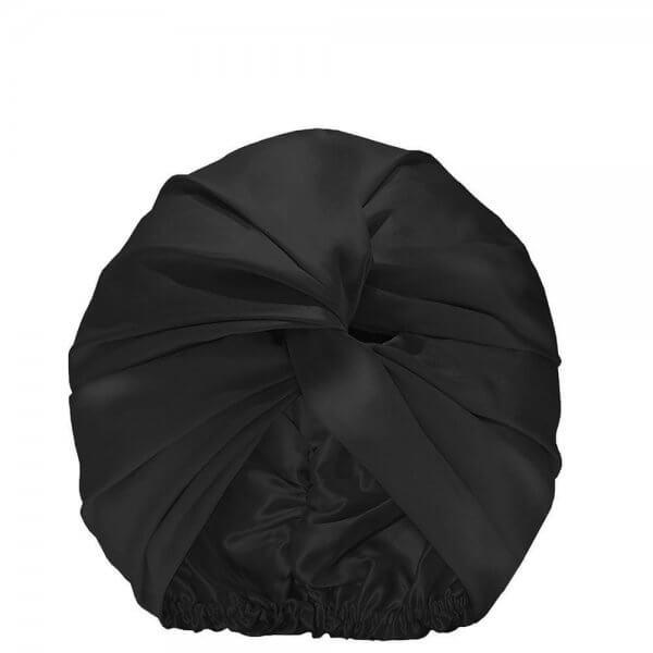 bonnet zwart
